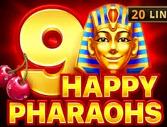 9 Happy Pharaohs logo