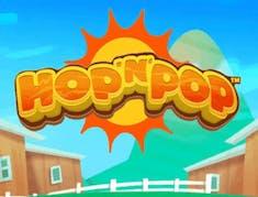 Hop N Pop logo