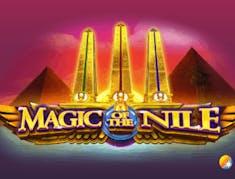 Magic of the Nile logo