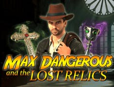 Max Dangerous And The Lost Relics logo
