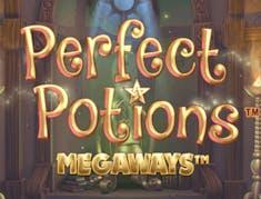 Perfect Potions Megaways logo
