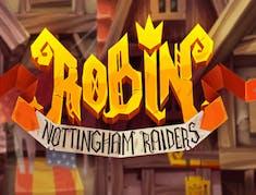 Robin - Nottingham Raiders logo