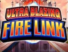 Ultra Blazing Fire Link India logo