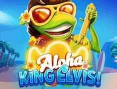 Aloha King Elvis! logo