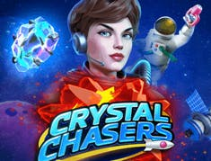 Crystal Chasers logo