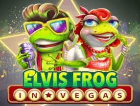 Elvis Frog in Vegas