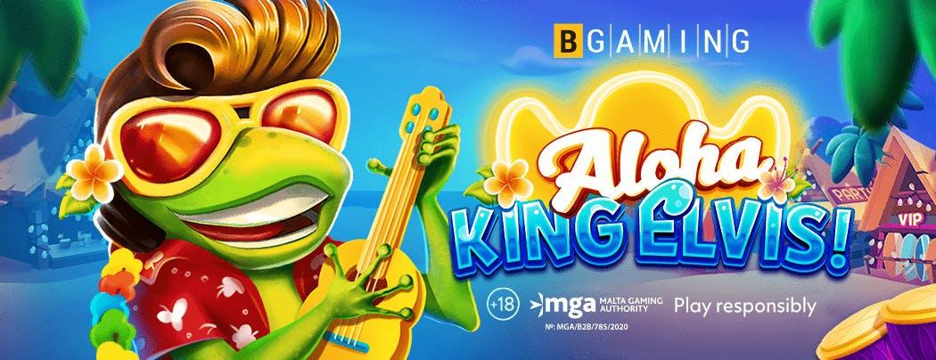 Aloha King Elvis! di BGAMING