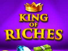 King of Riches logo