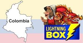 Ligthtning Box fa il suo debutto online in Colombia