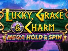 Lucky, Grace and Charm logo