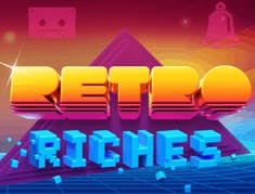 Retro Riches logo