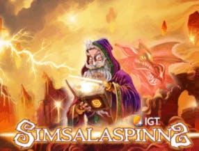 Simsalaspinn 2