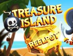 Treasure Island Reelpot logo