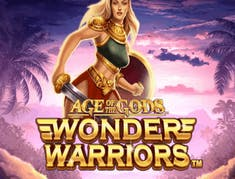 Age of the Gods: Wonder Warriors logo