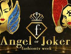 Angel or Joker logo