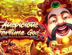 Auspicious Fortune God logo
