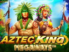 Aztec King Megaways logo