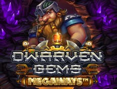 Dwarven Gems Megaways logo