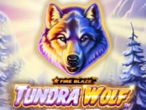 Fire Blaze: Tundra Wolf