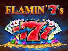Flamin' 7s logo
