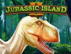 Jurassic Island II logo
