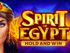 Spirit of Egypt Hold and Win logo