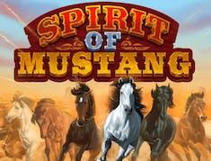 Spirit of Mustang logo