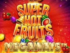 Super Hot Fruits Megaways logo