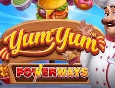 Yum Yum Powerways logo