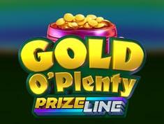 Gold O'Plenty logo