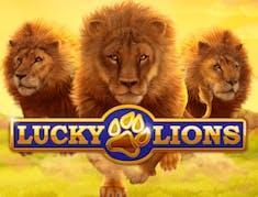 Lucky Lions logo