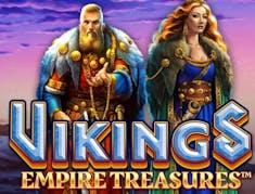 Viking Empire Treasure logo